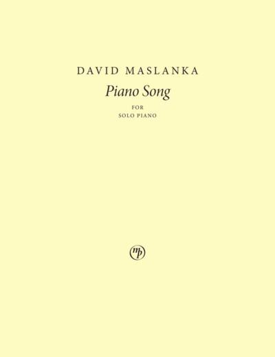 Works – David Maslanka